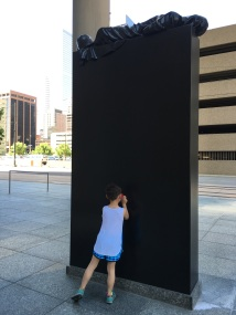 """Saddest Statue"""