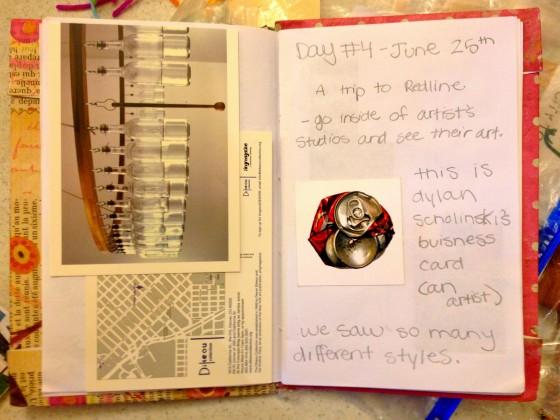 journal 4 sarah
